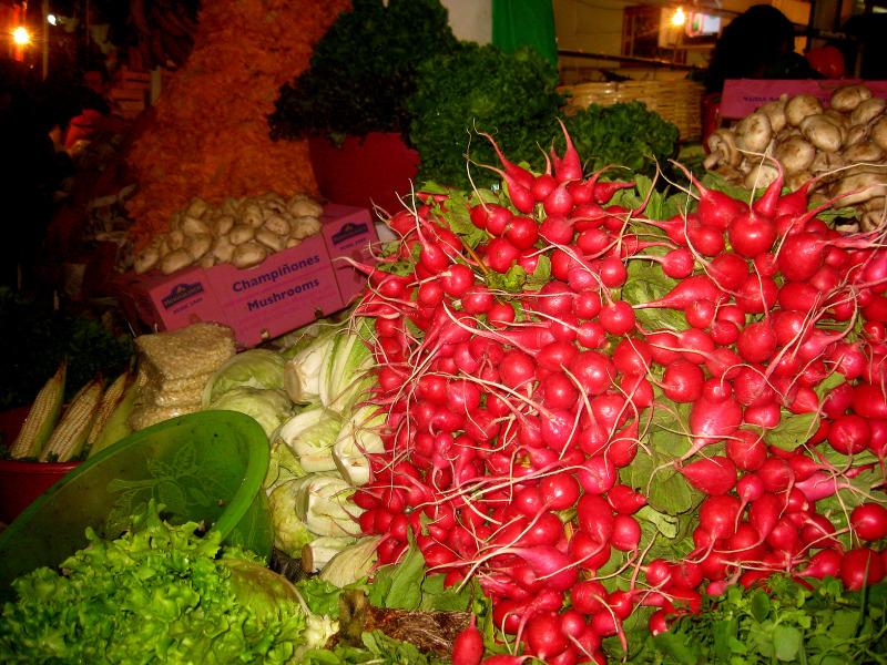 Verduras frescas - jlg