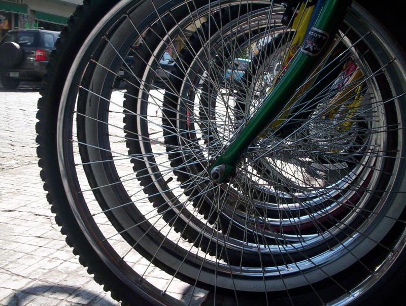 Bicicletas lista para venderse - jlg