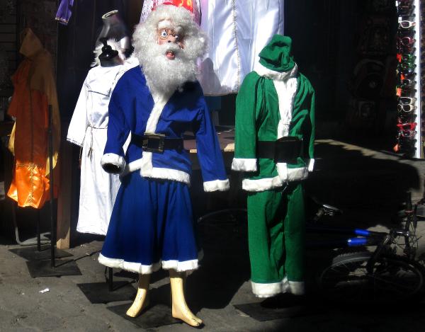 Los Santa Closes Nuevos - jlg