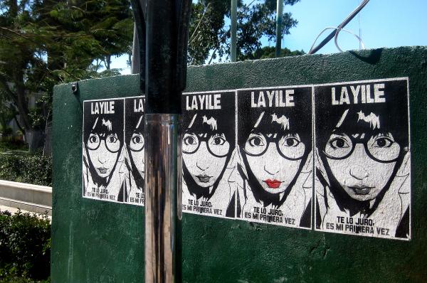 Graffitti Dantesco( del Dante pues´n) jlg