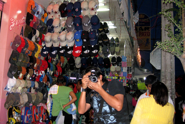 Fotografiando al fotógrafo - jlg