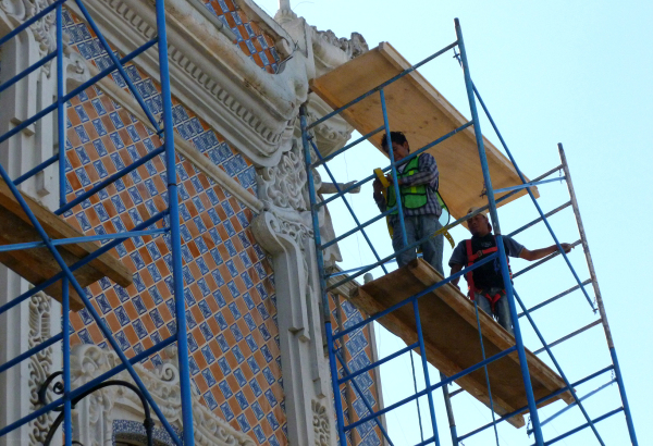 Reparación de altura - jlg