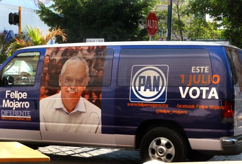 Ricas campañas políticas - jlg