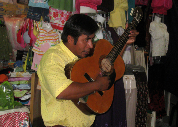 Cantante Callejero - jlg