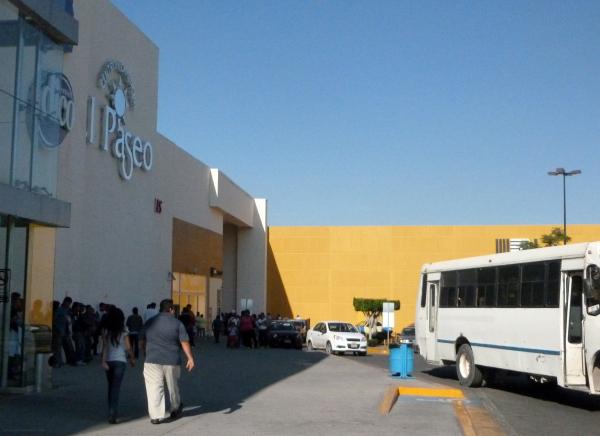 Centro Comercial - jlg