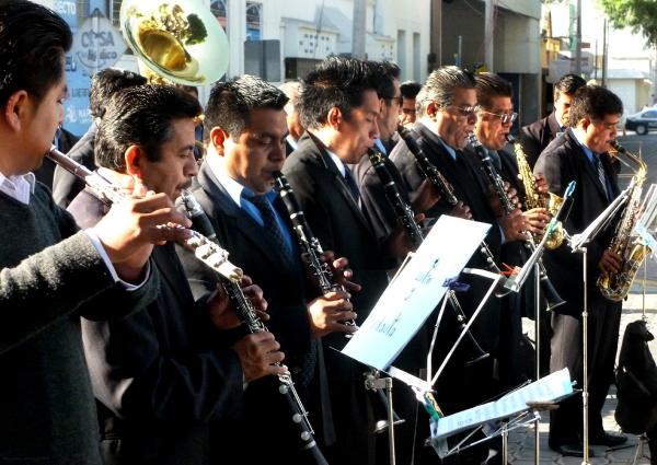 Un día con la Banda Municipal - jlg