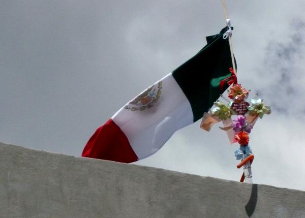 septiembre, bandera, celebración