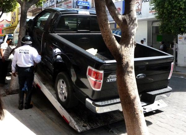No parking - jlg