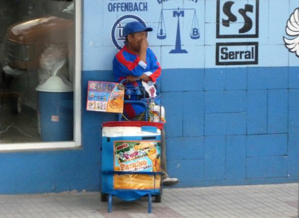 Vendedor de Bolis - jlg