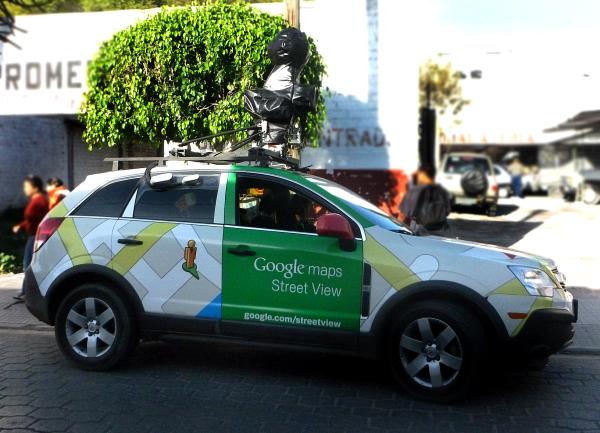 Google maps en Tehuacán - jlg