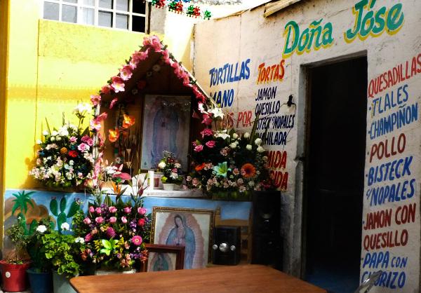 Altar Callejero - jlg