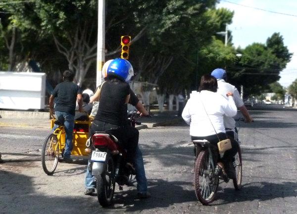Transporte callejero - jlg