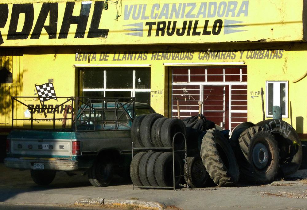 Talachería y Vulcanizadora - jlg