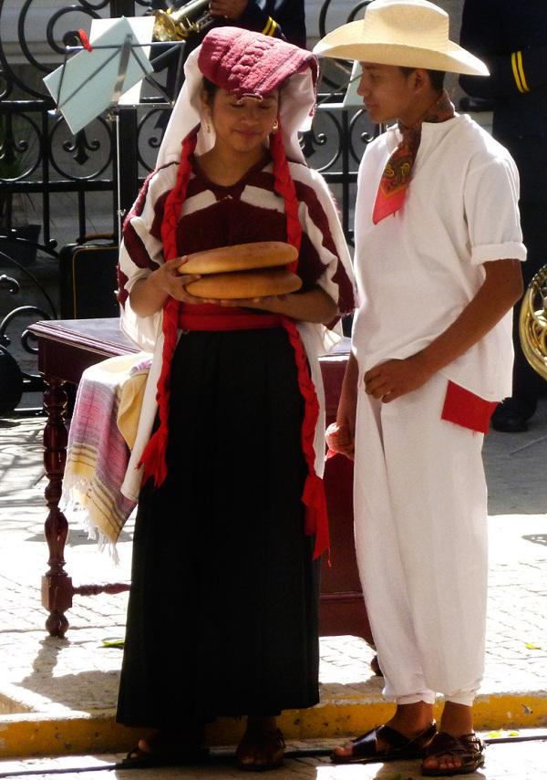 Indígenas Náhuatl