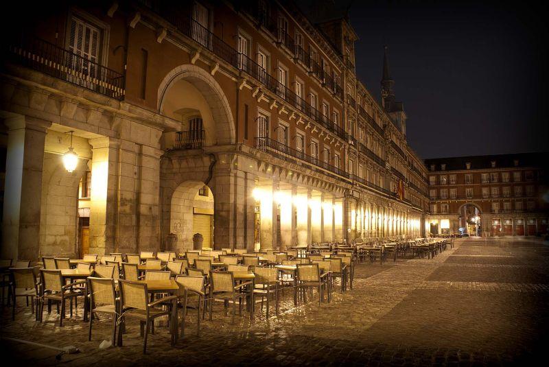 Plaza Mayor #1