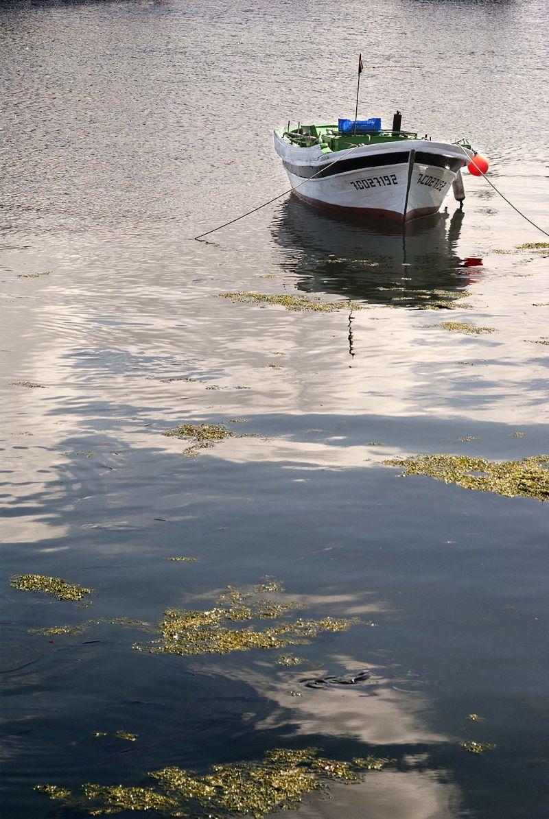 Port of Camariñas...