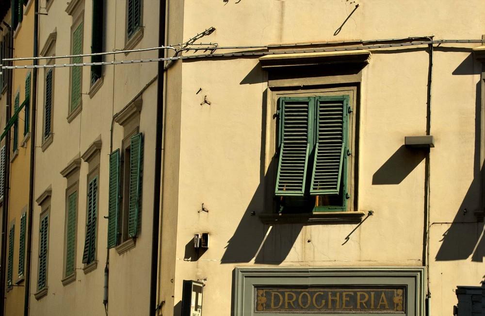 Somewhere in Firenze.