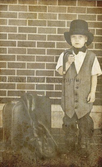 Little Victorian Man
