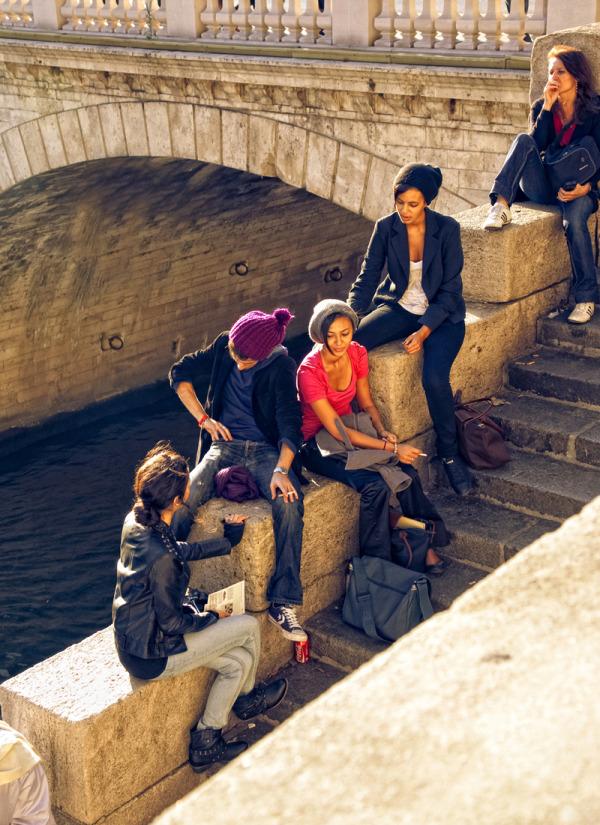 Parisian Colour