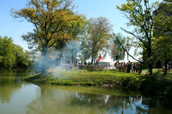 fête médiévale de Gombervaux