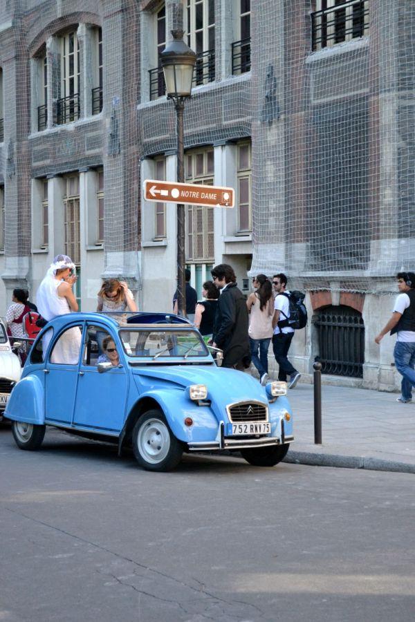 Les mariés du mois d'avril à PARIS
