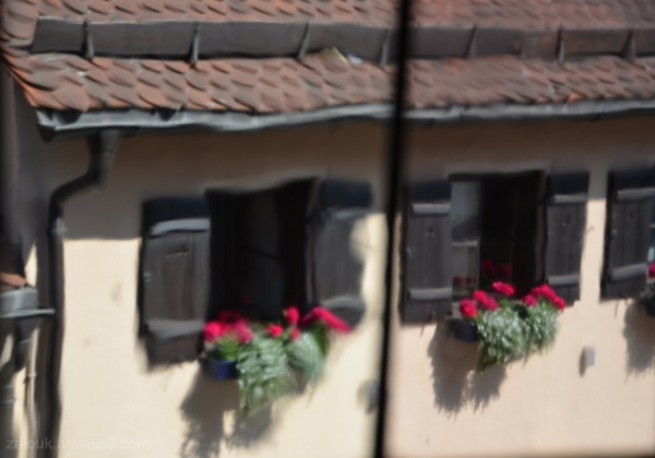 In the old city of Nurenberg