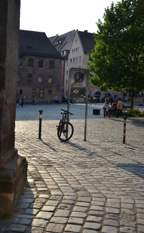 Old city of Nurenberg