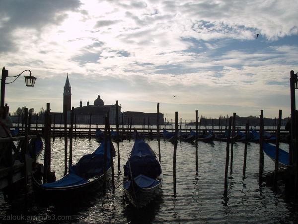 Venice, autumn