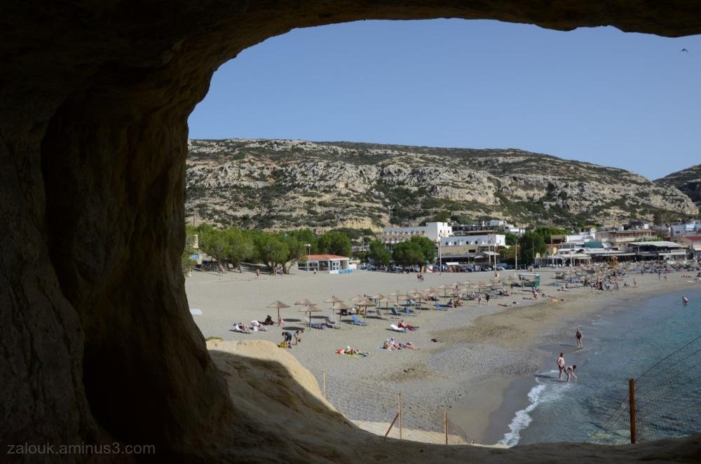 Matala, Greece