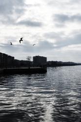 Cloudy Thessaloniki