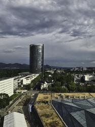 Bonn skyscraper