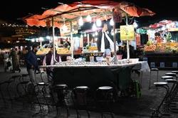 Marrakesh in the night III