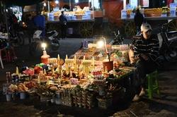 Marrakesh in the night IV