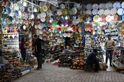 Marrakesh in the night VIII