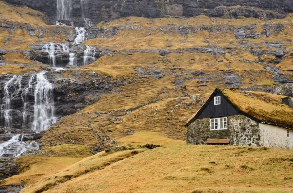 Faroe, islands