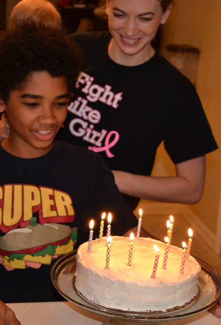 Happy Birthday, Nephew