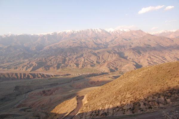 روستای کوهپایه ای