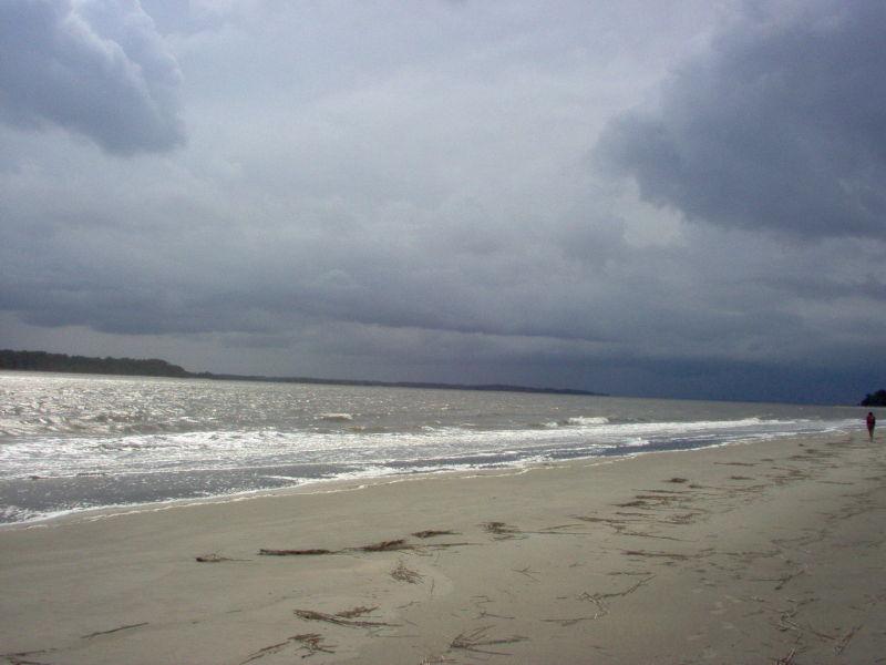 Beach Post Storm