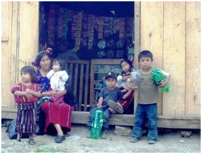 Mayan Family