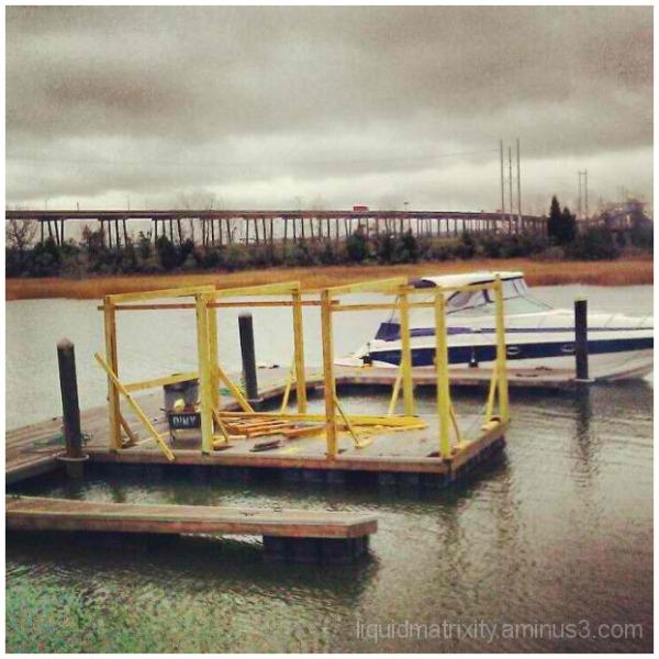 Rebuilding the Marina