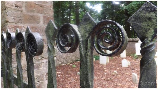 Gate Mepkin Abbey