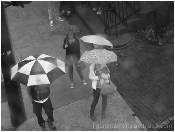 Afternoon Rain