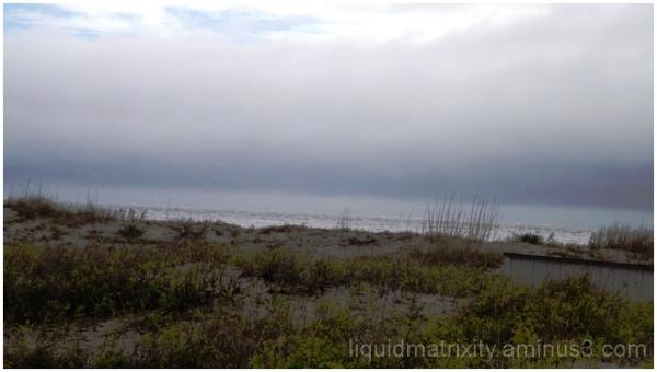 Lonely Beach on Seabrook Island