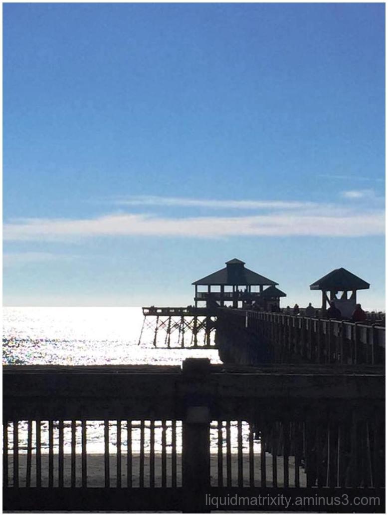 Winter Pier