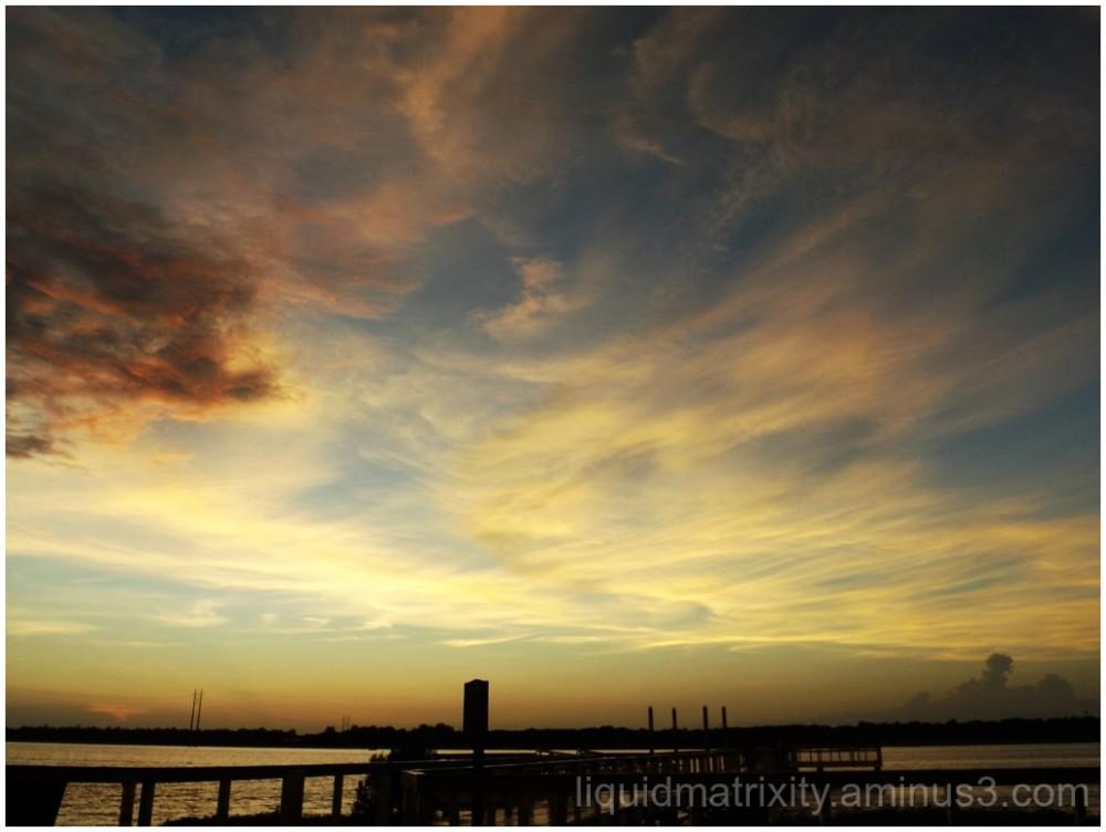 Swirling Skies