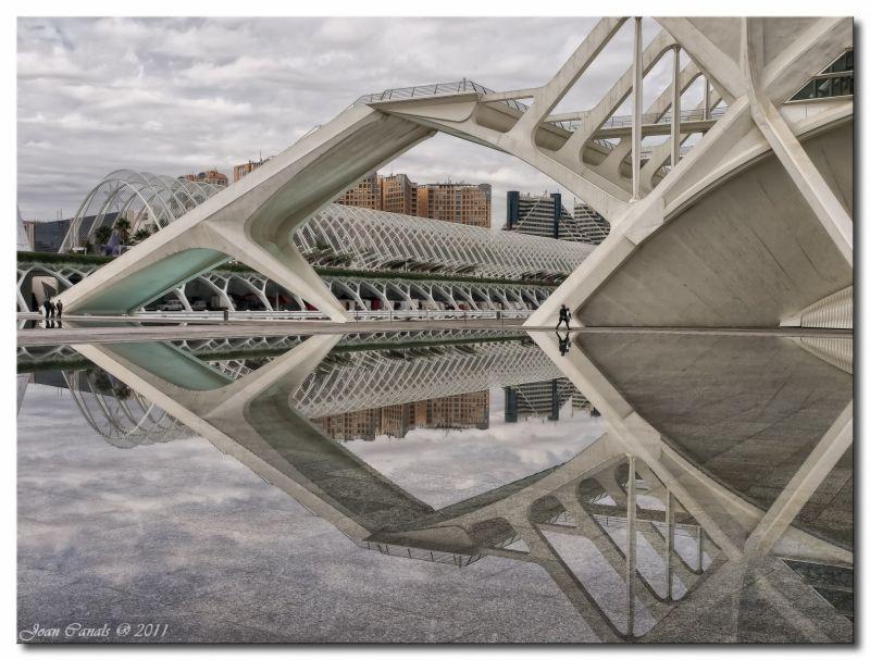 Ciutat de les arts i de les ciències