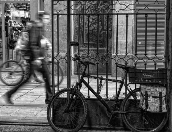 Vella bicicleta
