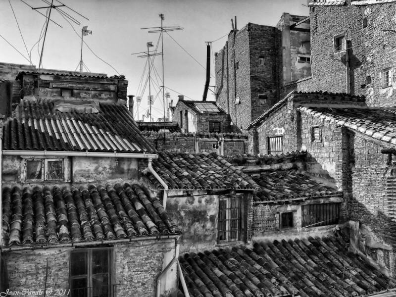 Tejados en Zaragoza