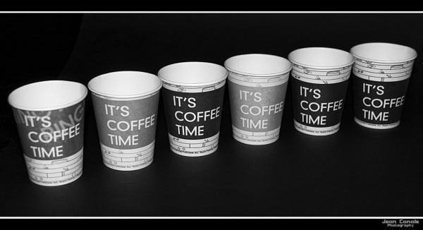És l'hora del cafè