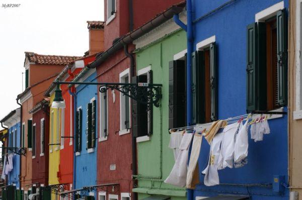 Burano - Italy -